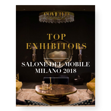TOP Exhibitors In iSaloni 2018