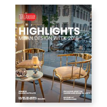 Highlights Milan Design Week 2018